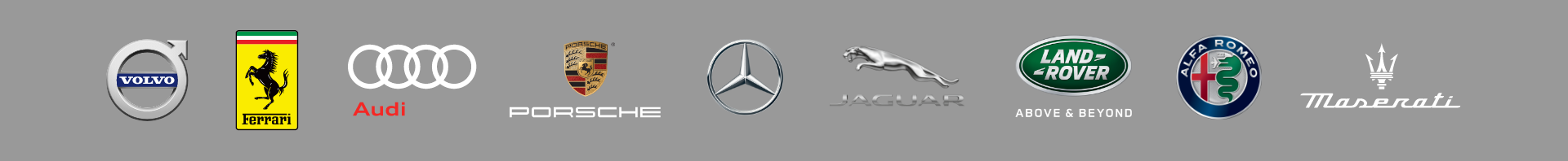 luxury logo banner