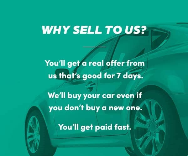 Why Sell to Us?