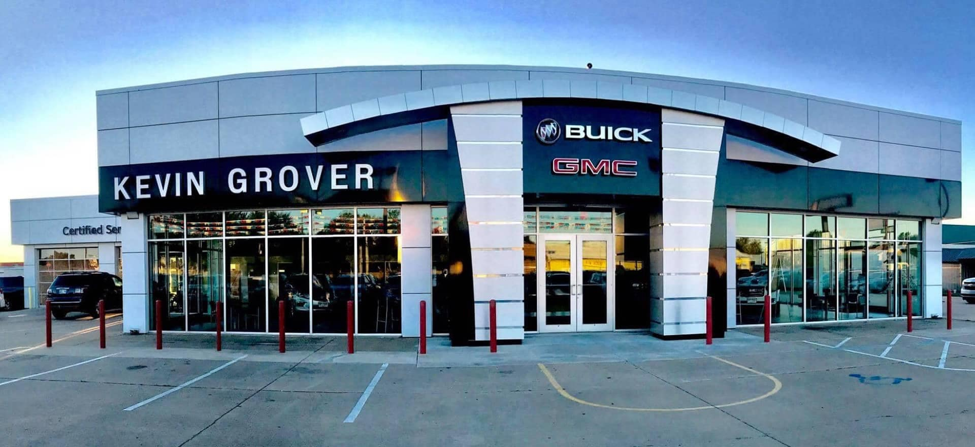 Kevin Grover Buick GMC Dealership Image