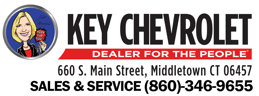 Key Chevrolet Logo