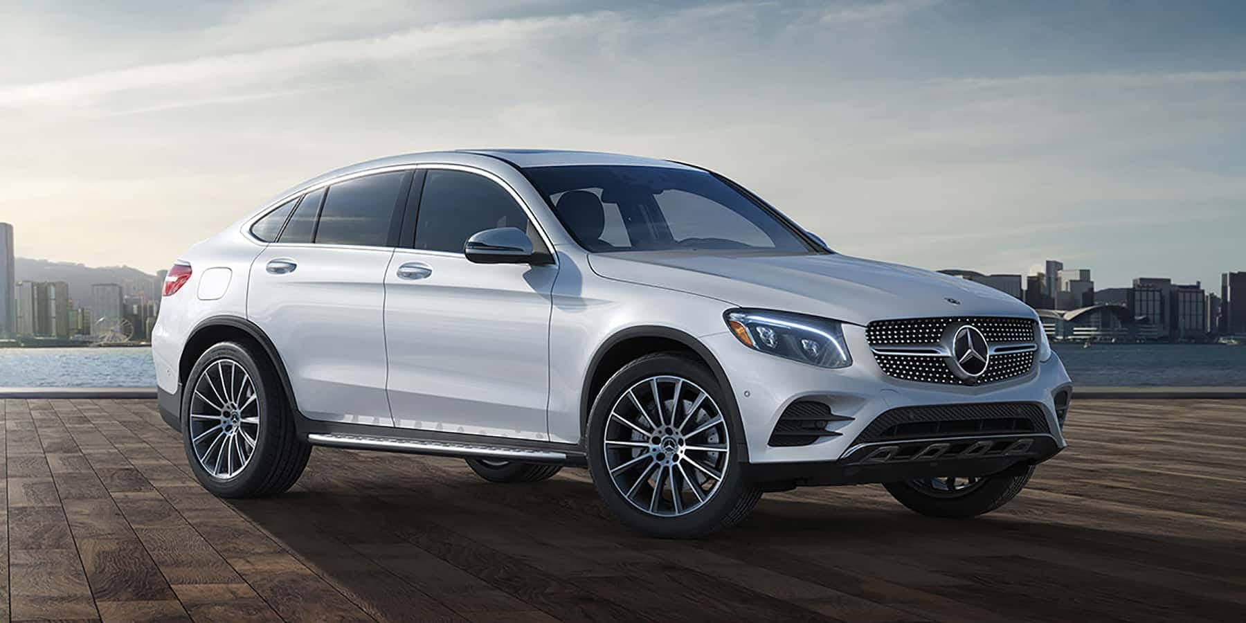 The 2018 Mercedes Benz Glc Offers An Upscale Interior A Vast Array