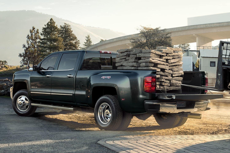 2019 Chevrolet Silverado 3500 Full Payload