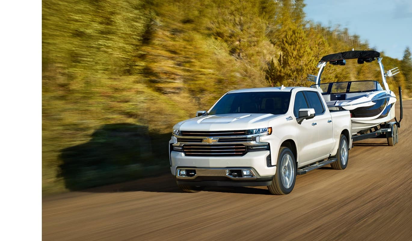 2019 Chevrolet Silverado Towing Capacity