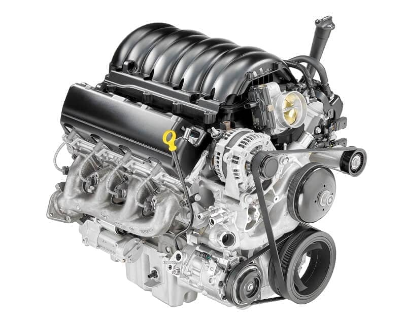 2019 Chevrolet Silverado Engine Performance