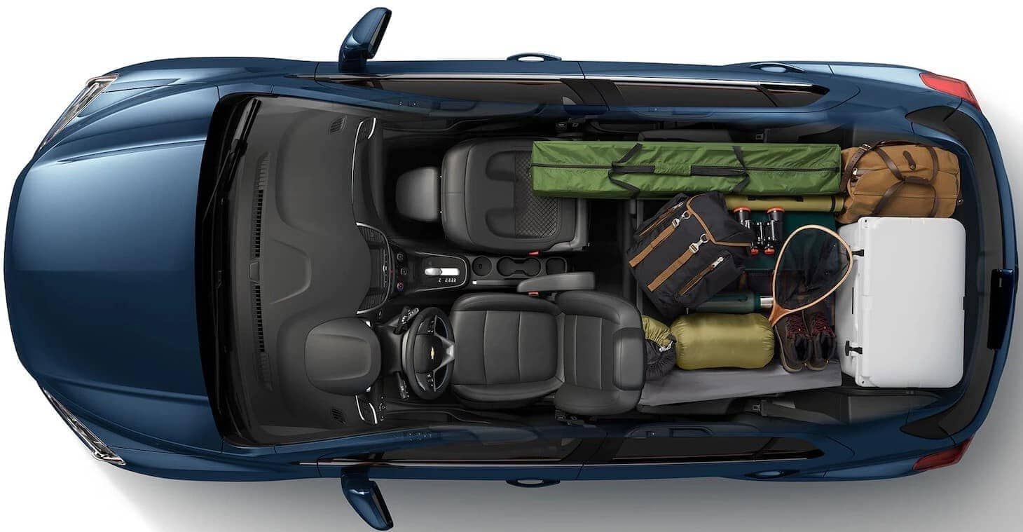 2020 Chevy Trax has class leading safety features Near Tulsa, OK