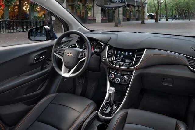 2020 Chevy Trax has new technology features Near Tulsa, OK