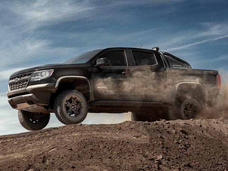 2019 Chevy Colorado Towing Capacity