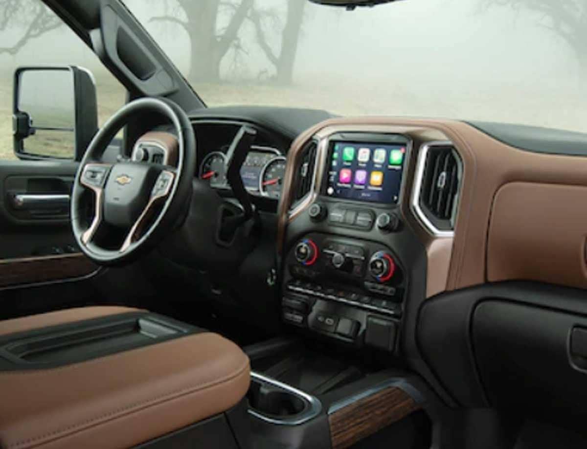 2020 Chevy Silverado 2500HD Near