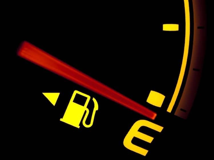 What to do when you run out of gas