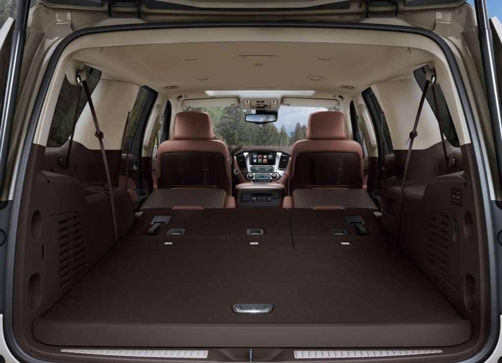2019 Chevy Suburban Vs Cadillac Escalade Vs Lincoln Navigator