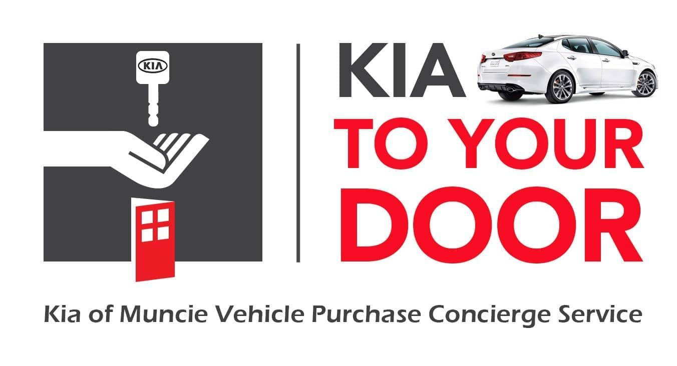 Kia To Your Door logo