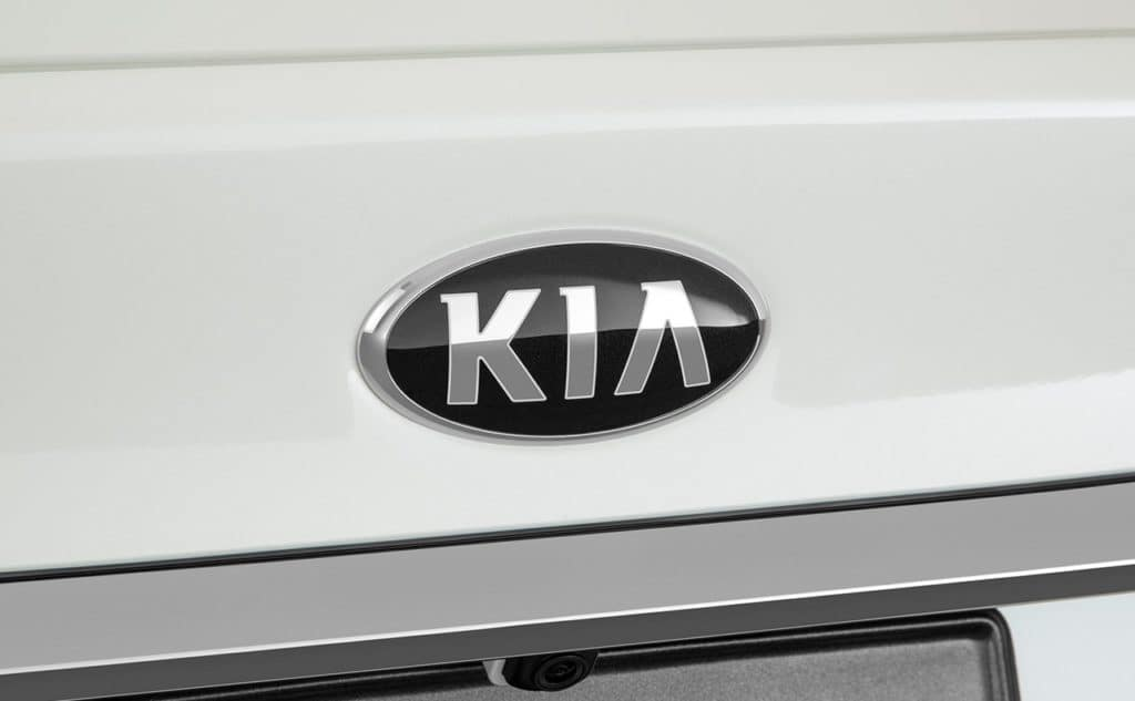 New Kia Model