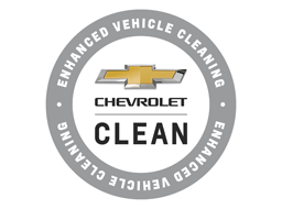 Chevy Clean Badge