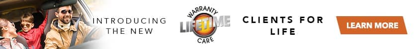 Lifetime Warranty Ad
