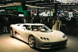 Paris Motor Show Debut