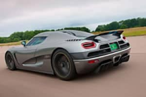 Debut of the Koenigsegg Agera