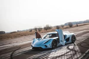 Koenigsegg Regera Arrives