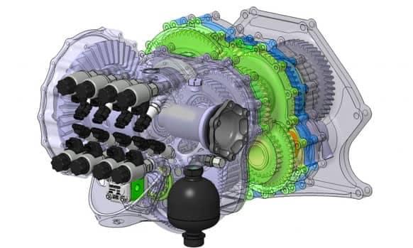 Light Speed Transmission (LST)