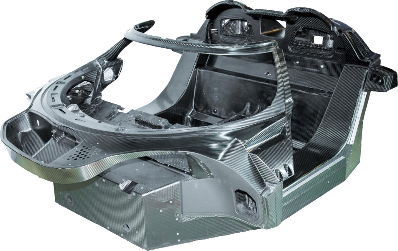 Carbon-Fiber-Chassis