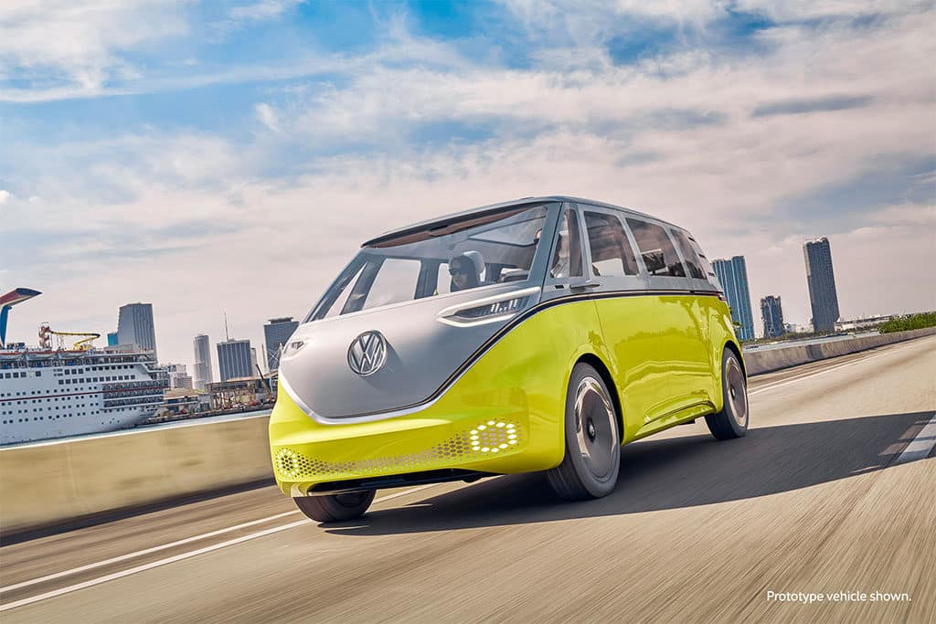From Concept To Reality The Volkswagen Id Buzz Kuhn Volkswagen