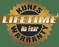 No Fear Lifetime Powertrain Warranty at Kunes Auto Group Main in