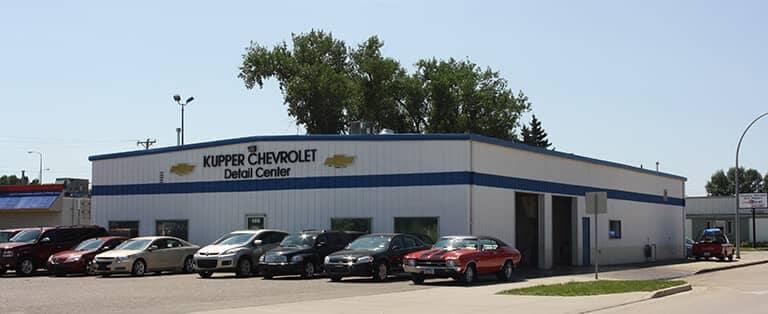 Kupper Chevy Detail Center