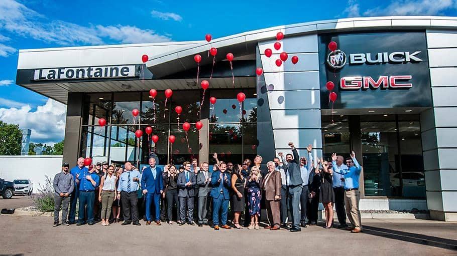 LaFontaine Buick GMC Lansing staff