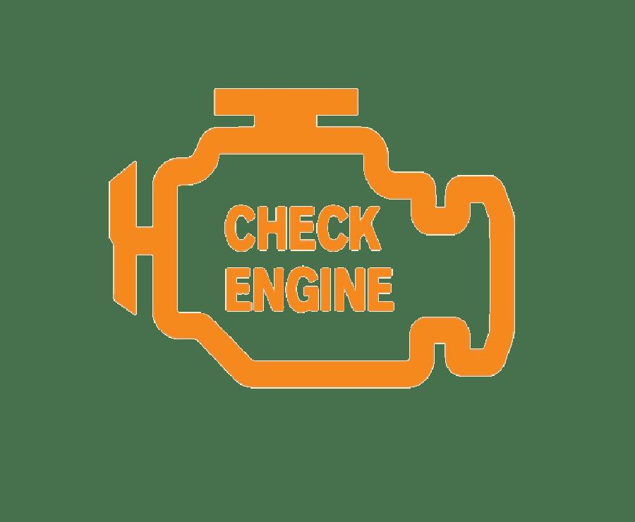 Check Engine Icon - Light