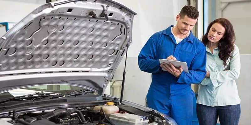 Full-Service Auto Body