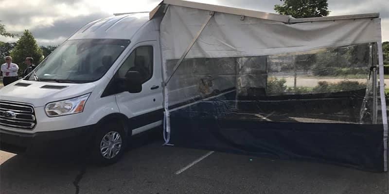 Mobile Repair Unit