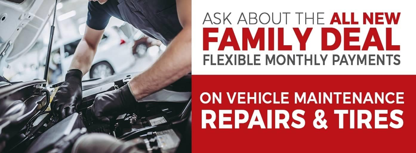 Family Deal Flexible Monthly Payment Plan