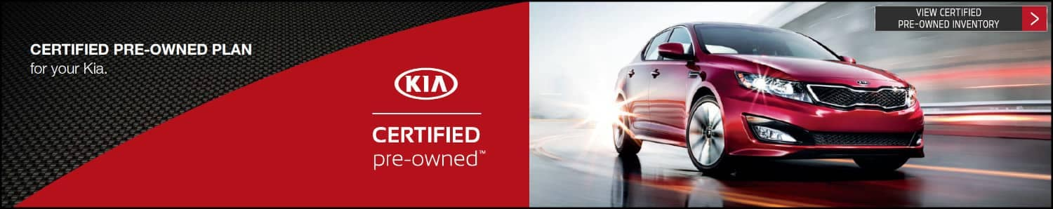 Certified Pre-Owned Program