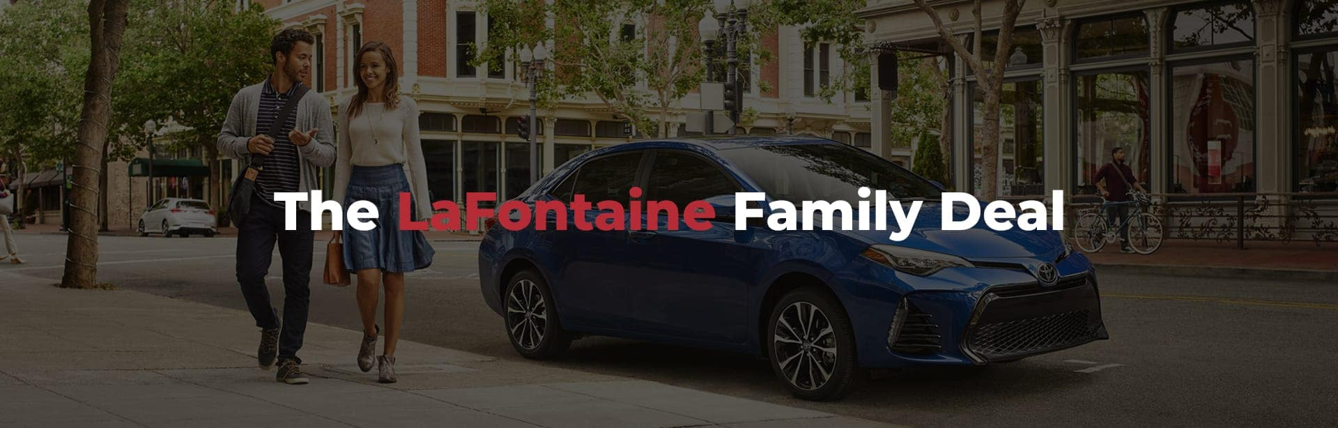 Welcome to LaFontaine Toyota