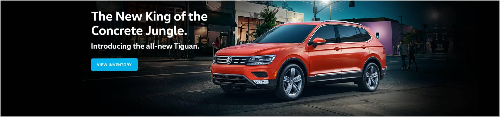 All-New 2018 Tiguan