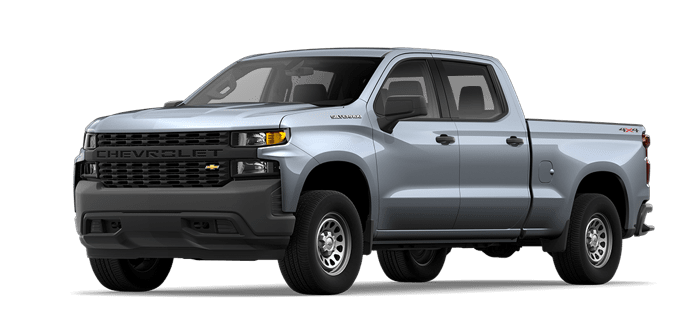 thumbnail 2019 Chevrolet Silverado