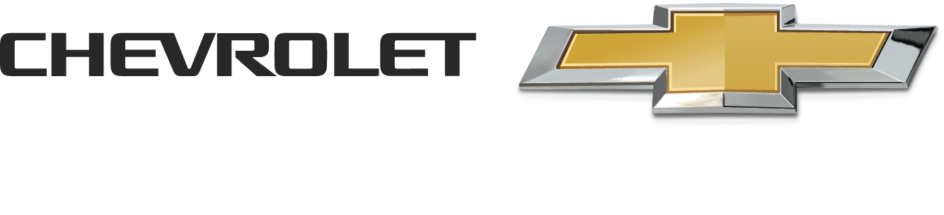 Chevrolet title and logo