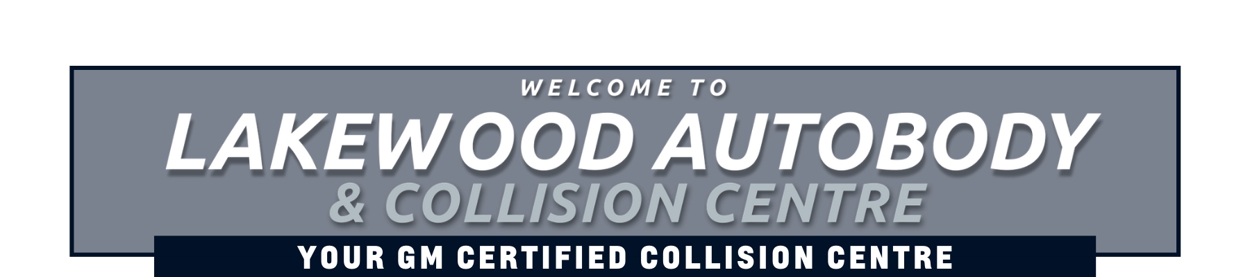 a view of the shop at Lakewood Autobody & Collision Centre