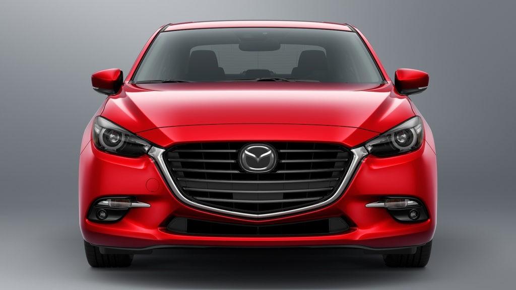 New Mazda3 4-Door