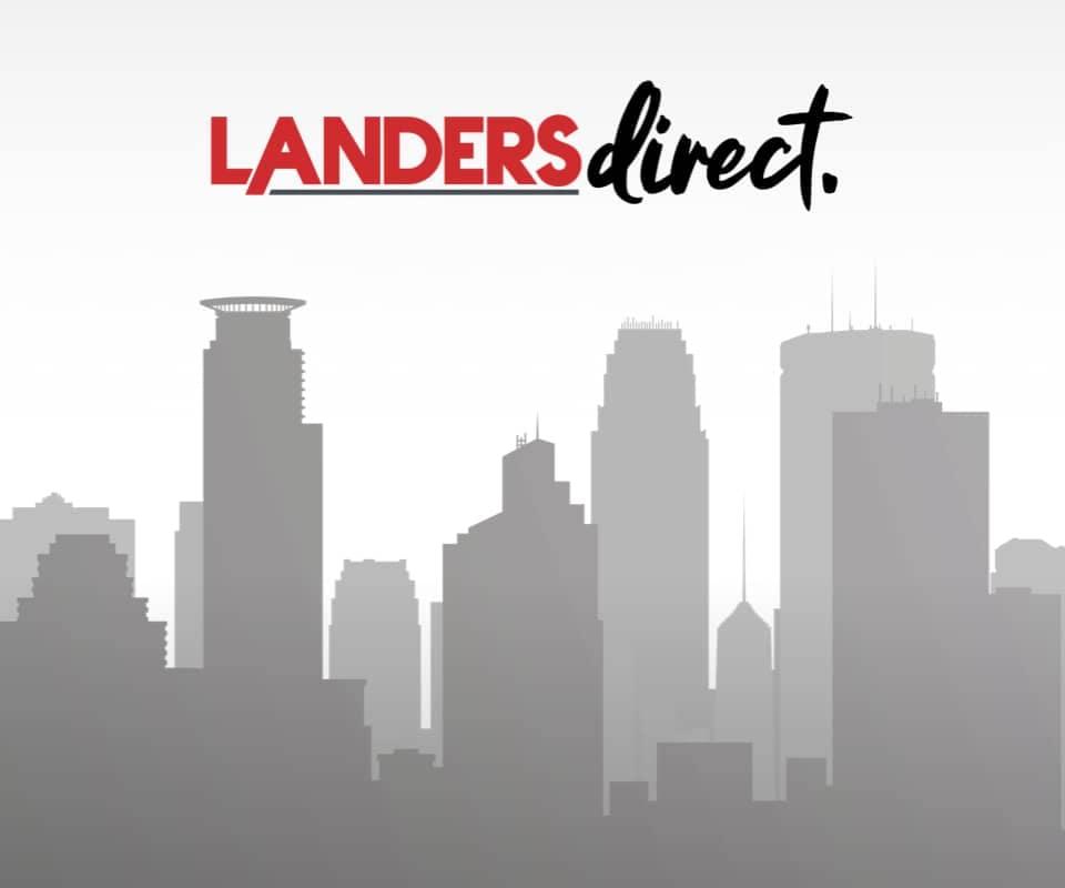 Landers Direct tagline