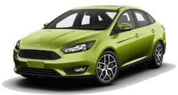 2018 Green Ford Focus SEL