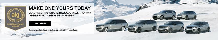 Land Rover ALG 2019 Award - DI Small