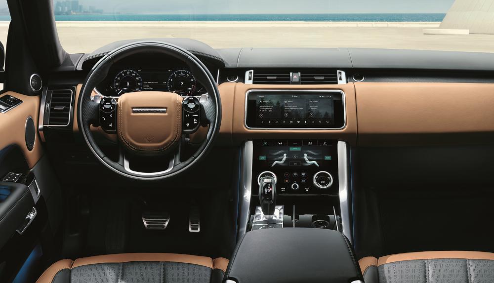 Range Rover Sport Technology