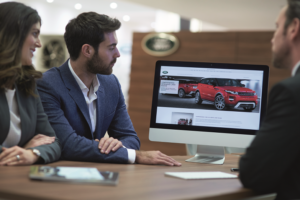 Range Rover Financing and Service