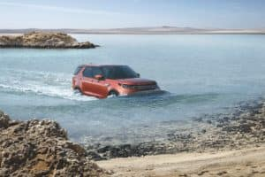 Range Rover Discovery