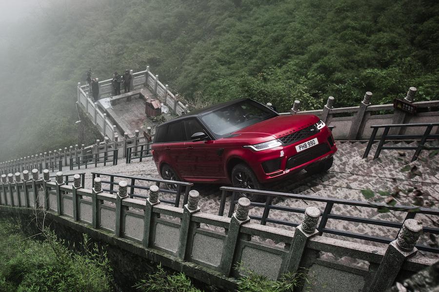 Range Rover Sport Specs