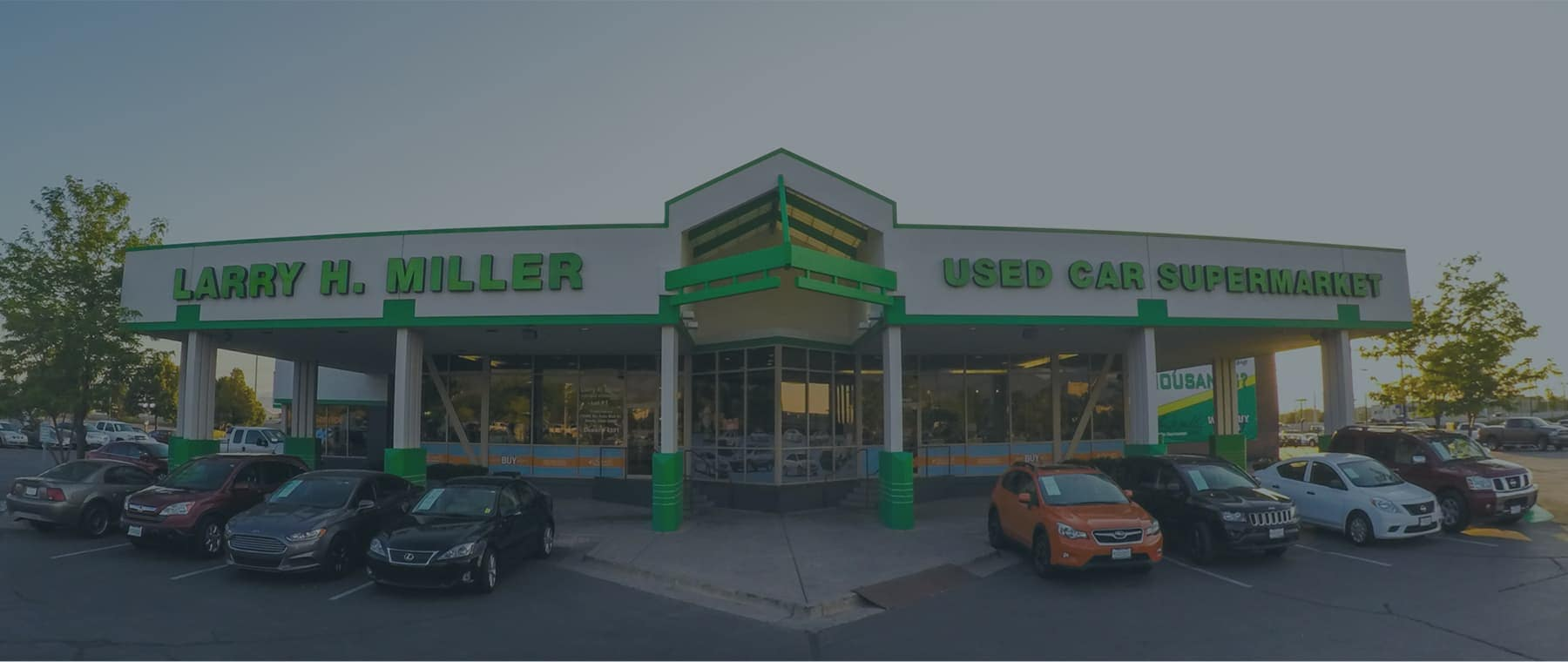 Picture of The Dealership