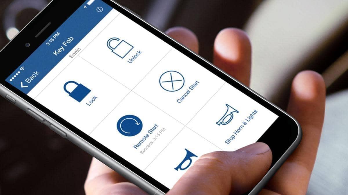 MyChevrolet-Mobile-App