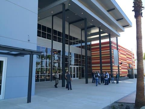 Las Vegas Harley-Davidson Store Entrance