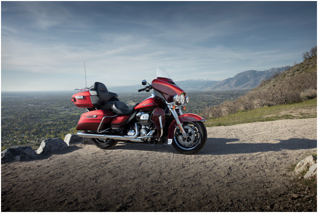 The Ultra Limited Available at Your Las Vegas Harley-Davidson Dealer
