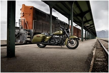 The 2018 Harley-Davidson Road King Special